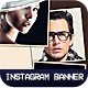 8 Promotional Instagram Banners vol. 2