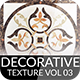 Decorative Texture - Vol 003