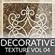 Decorative Texture - Vol 004