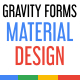 Gravity Forms Material Design