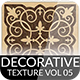 Decorative Texture - Vol 005