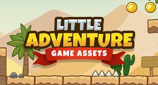 Little Adventure Game Assets