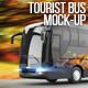 Tourist Bus Mock-Up