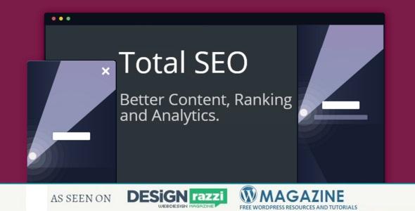 Total SEO for WordPress