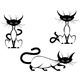 Domestic cats - GraphicRiver Item for Sale