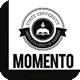 Momento ~ College Yearbook Template