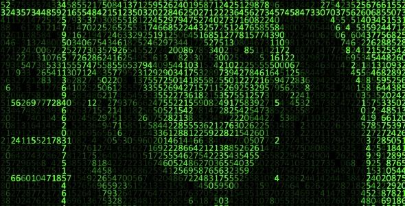 AE模板-高科技纳米数字矩阵计算机代码黑客帝国倒计时logo演绎模版Super Matrix免费下载
