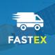 Logistics Joomla Template | FastEx