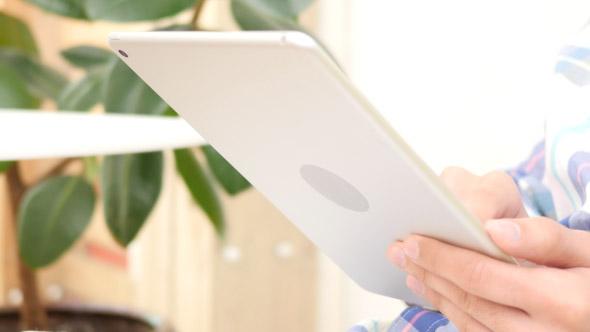Sähköposti Kirjoittamalla Tablet - Technology Arkistofilmit