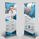 Corporate Roll Up Banner Bundle 3 in 1