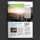 12 Pages Newsletter Design Template V.1