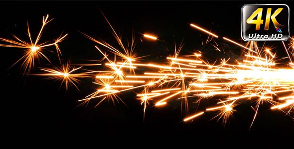 Sparks Flame Light ilotulitus 1 - Special Events Arkistofilmit