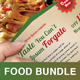 Restaurant Food Print Bundle