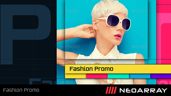 Fashion Promo After Effects Template Videohive 11588455 After Effects Project Files