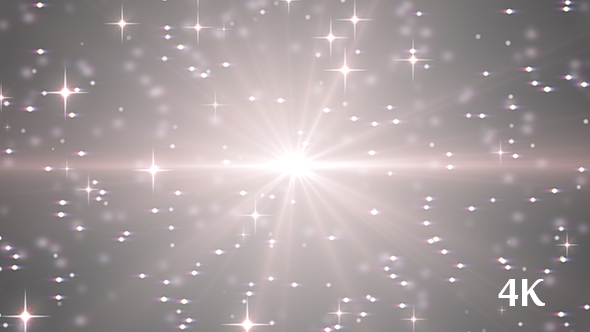 Stars Dance - Light Taustat Motion Graphics