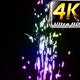 Sparks Flame Light from Fireworks 12