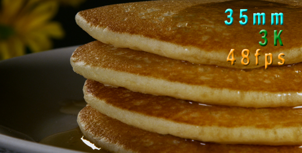 Download Syrup Pouring Onto Pancakes 29 nulled download