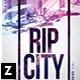 Rip City Event Flyer
