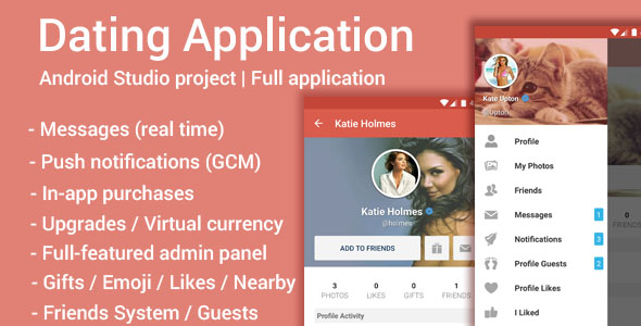 Download Dating App nulled download