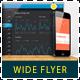 Web App Tech & Hosting Business Wide Flyer