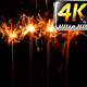 Sparks Flame Light from Fireworks 7