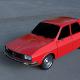 Renault 12 / Dacia 1300 HDRI