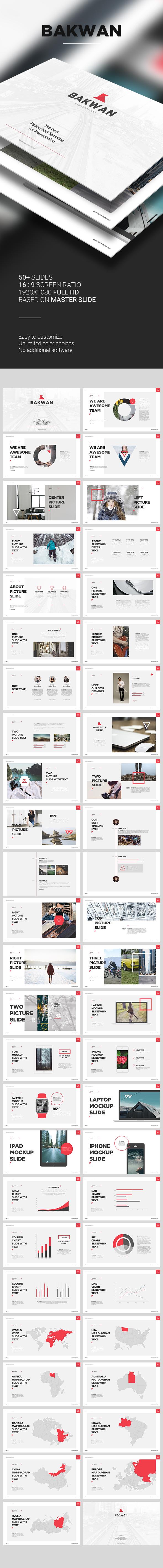 Bakwan PowerPoint Template (PowerPoint Templates)