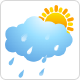 16 SVG Weather Icons - Animation Loops
