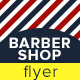Barber Shop Flyer