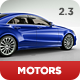 Motors - Automotive, Cars, Vehicle Dealership & Classifieds WordPress Theme