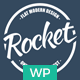 Rocket | Creative Multi-Purpose WordPress Theme