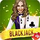 Blackjack Card Game Set