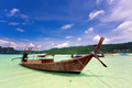 Boats in the tropical sea. - PhotoDune Item for Sale