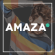 Amaza - Fashion Store PSD Template