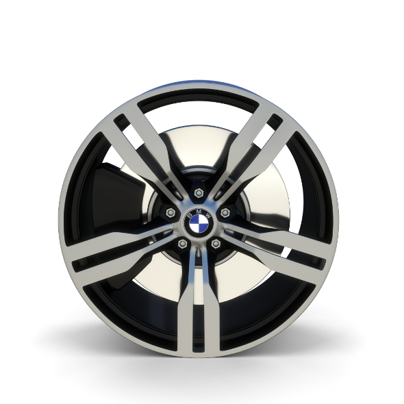 BMW Rim G11 - 3DOcean Item for Sale