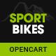 Sportbike - Premium Responsive OpenCart Theme