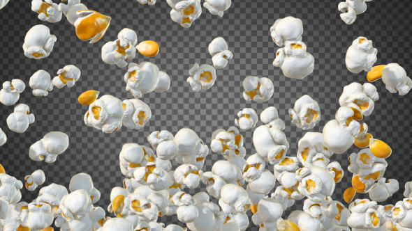 Popcorn Transition - Transitions Motion Graphics