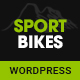 Sportbikes - Responsive WooCommerce WordPress Theme