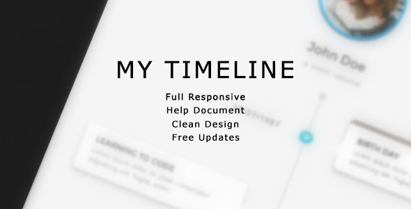 My Timeline - The Personal Timeline