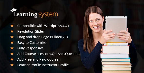 WordPress LMS | Education Theme WordPress | Learning Management System