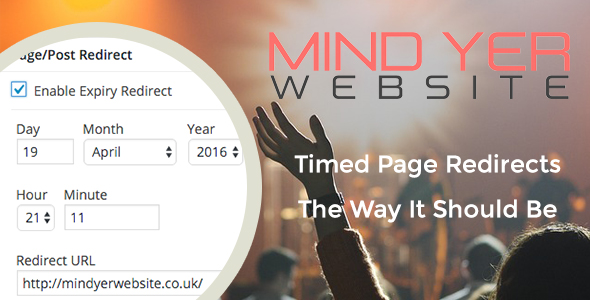 WP Timed Page Redirect