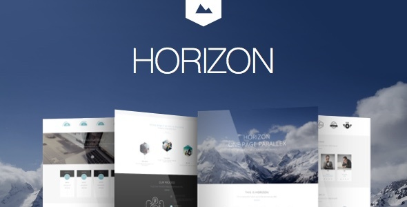 Download  Horizon - Creative One Page Multi-Purpose Retina Theme nulled download