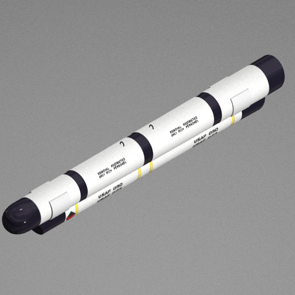 An/Alq101+ecm pod - 3DOcean Item for Sale