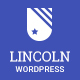 Lincoln - Education Material Design WordPress Theme