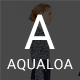 Aqualoa - Magazine & News Html Template