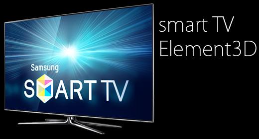 Element3D Smart TV Collection