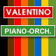 Romantic and Inspiring Piano and Orchestra