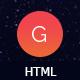 Galactica - Premium HTML Theme