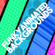 7 Funky Animated Backgrounds