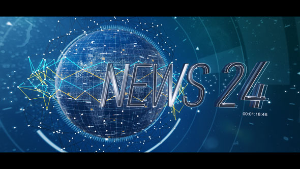 News - News Broadcast Paketit After Effects Project Files